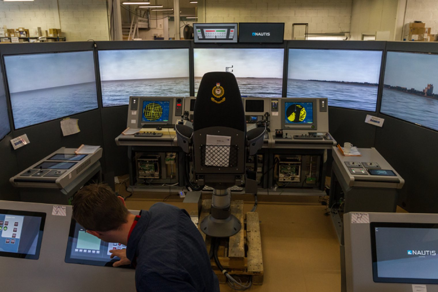 Maritime Simulation News