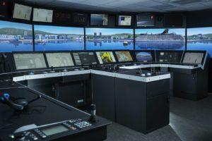 ksim navigation ships bridge simulator